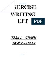 Exercise Writing Ept 1718