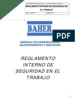 02 BAHER-SIG-PG-02 Reglamento Interno de SIG - Copia 2 FINAL 1