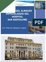 hospital san bartolomé