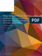 Effective Spectrum Pricing in Latin America PORT Summary