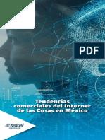 Tendencias comerciales del Internet de las Cosas en México. Telcel Empresas