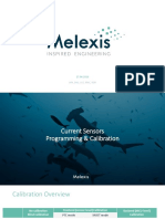 Current Sensors Calibration Application Note Melexis