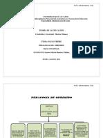 Pedagogia Del Oprimido. Capitulo I y II