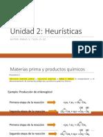 Unidad 2 Heuristicas