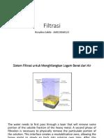 PPT Filtrasi