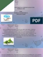 Empresas Panameñas con ISO 9001
