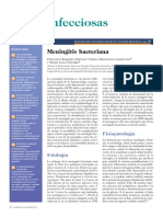 Meningitis Bacteriana. (2007). Anales de Pediatría Continuada