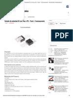 Variador de Velocidad AC Con Triac y PIC - Parte I
