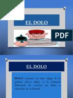 6 EL DOLO