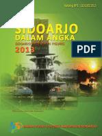Kabupaten Sidoarjo Dalam Angka 2013