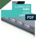 Catálogo Iluminación RGBW