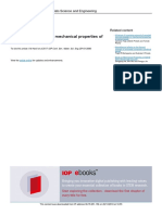 Effect of Nylon Fiber on Mechanical Properties of Cement Based Mortar