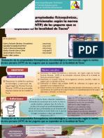 Evaluación de Las Propiedades Fisicoquímicas Microbiológicas. Yogurt