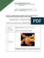 Estructura, Funcionamiento y Diversidad Ejercico 1