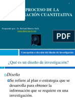 Presentacion Diseños de Investigación