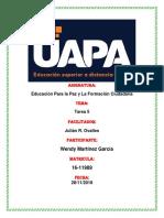 Tarea 5 de Educacion Para La Paz de Wendy