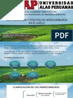 contaminacion y efectos  por hidrocarburos