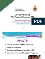 BSP,Service Mkting,7P.stp,2010