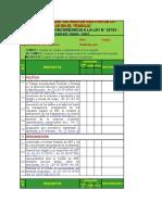 EVAL. LEY N° 29783 - OHSAS 18001