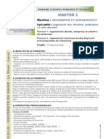 MASTER GEOGRAPHIE ET AMENAGEMENT sp IDPVD maine 2