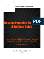 Russian Pyramid Revealed
