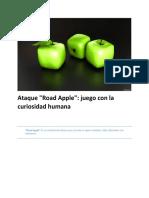 Lesson 6- Road Apple