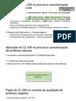 Aplicação do CL-EM na procura e caracterização de.ppt