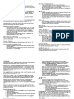 Intellectual Property Notes and Case Doctrines