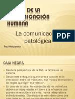 Teoría de La Comunicación Humana -Paul Watzlawick