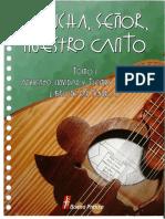 Cancionero Liturgico Escucha Senor Nuestro Canto Tomo 1 Mexico 2011