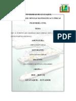 Puertos Ranking