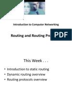 11 Routing Protocols