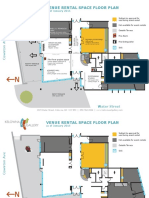 KAG Facility Rental Floor Plan 2015
