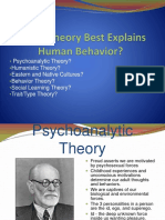 4 Personality Theory
