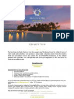 Job Advertisement - Human Resources Coordinator