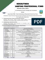 PENGUMUMAN REKRUTMEN PENDAMPING TAHUN 2018.pdf
