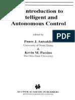 An Introduction to Intelligent and Autonomous Control (Antsaklis)