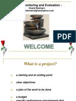 Project M&E