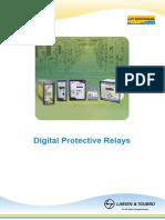 Digital Protective Relay