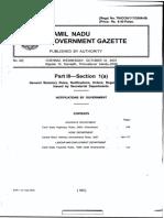 Central Motor Amendment Rules