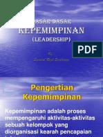 11 Dasar Kepemimpinan