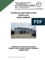 Program Pengelolaan Peralatan Radiologi