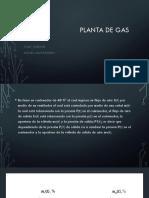 Planta de Gas