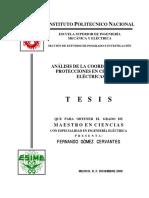 Análisis de la coordinación de protecciones en centrales eléctricas.pdf