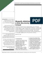 2004 02 - Electricity Journal - Margadh Aibleise Na hEireann - Author's Version