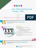 Group4 OS a ITT Automotive