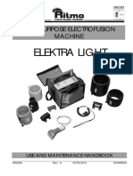 Handleiding Elektra Light Tm 125mm