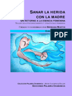 Sanar La Herida Con La Madre (Cuadernillo) (1)