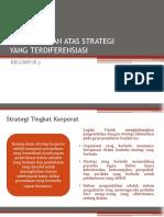 Pengendalian Atas Strategi Yang Terdeferensiasi