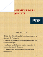 Management Qualite